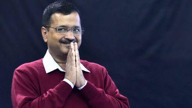 Delhi Elections 2020: AAP चे अरविंद केजरीवाल विजयाच्या हॅट्रिक जवळ; 4387 मतांनी आघाडीवर