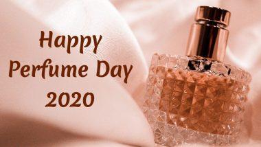 Perfume Day 2020: अँटी व्हॅलेंटाईन डे वीक साजरा करताना आपल्या जोडीदारासोबत नाते तोडण्यासाठी का मानला जातो 'परफ्यूम डे' विशेष, जाणून घ्या आजच्या या दिवसाचे महत्व