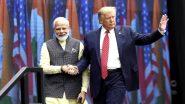 भारत दौर्यापूर्वी डोनाल्ड ट्रम्प म्हणाले, पीएम नरेंद्र मोदी माझ्या पसंतीचे पण व्यापार करार होणार नसल्याचे दिले संकेत