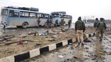 Pulwama Terror Attack: NIA ला मिळाले मोठे यश, दहशतवादी आदिल ला मदत करणाऱ्या शाकिर बशीर ला अटक
