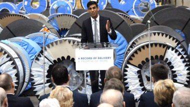 Infosys चे सह-संस्थापक नारायण मूर्ति यांचा जावई ऋषी सुनक यांची ब्रिटनच्या अर्थमंत्री पदी नियुक्ती