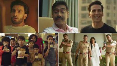 Sooryavanshi: अक्षय कुमार याने खास व्हिडिओ शेअर करत जाहीर केली  'सूर्यवंशी' सिनेमाची रिलीज डेट; या दिवशी ट्रेलर होणार आऊट (Watch Video)