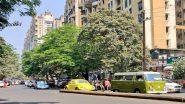ठाणे: रस्त्यांवर धावल्या व्हिन्टेज कार्स; प्रदर्शनासह रॅलीला ठाणेकरांचा उदंड प्रतिसाद