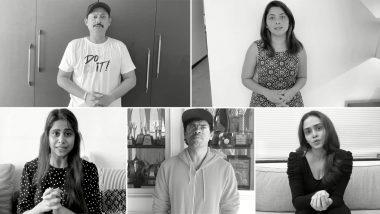 कोरोना व्हायरसचा धोका टाळण्यासाठी सोनाली कुलकर्णी, सिद्धार्थ जाधव, स्वप्निल जोशी, अमृता खानविलकर यांच्यासह अनेक मराठी कलाकारांचे खास आवाहन (Watch Video)