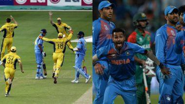 On This Day! आजच्या दिवशी टीम इंडियाने खेळले होते वर्ल्ड कपमधील 'हे' दोन प्रसिद्ध सामने; थरारक सामन्यात अशी होती भारताची स्थिती