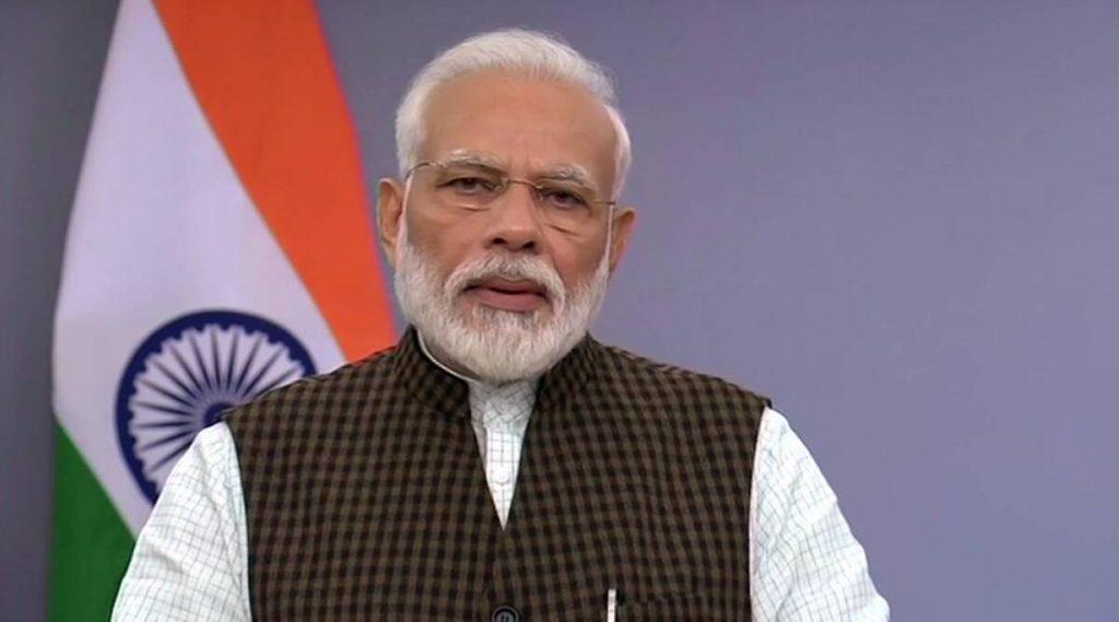 5 एप्रिल रोजी दिवे लावण्याच्या आवाहनाचे आठवण करुन देण्यासाठी पंतप्रधान नरेंद्र मोदी यांचे 'शॉर्ट अँड स्वीट' ट्विट