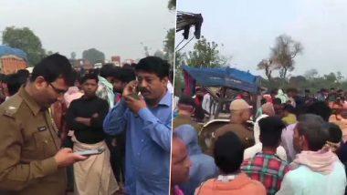 बिहार: ट्रॅक्टर-कारच्या भीषण अपघातात 11 जणांचा मृत्यू