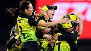 INDW vs AUSW, Women's T20 World Cup Final: आयसीसी महिला टी-20 विश्वचषक 2020 मधील अंतिम सामन्यात भारताचा पराभव