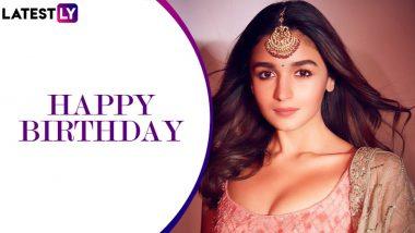 Alia Bhatt Birthday Special: आलिया भट्ट हिच्या बर्थडे निमित्त तिच्या बालपणीचे काही Cute Photos