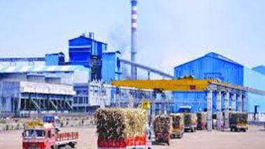 अहमदनगर: विखे पाटील सहकारी साखर कारखान्यात भीषण आग; 5 कामगार गंभीर जखमी