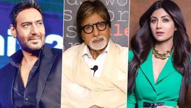 Coronavirus in India: अमिताभ बच्चन, अजय देवगन, शिल्पा शेट्टी, अनुष्का शर्मा यांच्यासह अनेक बॉलिवूड सेलिब्रेटींचा पंतप्रधान नरेंद्र मोदी यांच्या 'जनता कर्फ्यू' आवाहनाला पाठिंबा