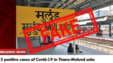 मुंबई: मुलुंड येथे कोरोना व्हायरस संक्रमीत एकही रुग्ण नाही, अफवांवर विश्वास ठेऊ नये: आमदार मिहिर कोटेचा