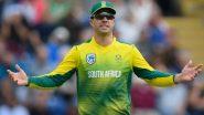 AB de Villiers निवृत्तीतून करणार आंतरराष्ट्रीय कमबॅक? CSA ने दिली बिग ब्रेकिंग