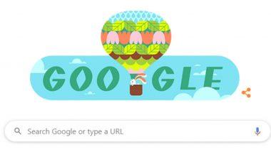 Spring Season 2020: 'वसंत ऋतु' 2020 आगमनाच्या निमित्त Google ने साकारलं कलरफूल डुडल!