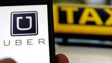Uber Cab चालक मुंबई-पुणे एक्सप्रेस वर गाडी चालताना डुलक्या काढत असल्याने प्रवासी तरूणीला चालवावी लागली गाडी (Watch Video)