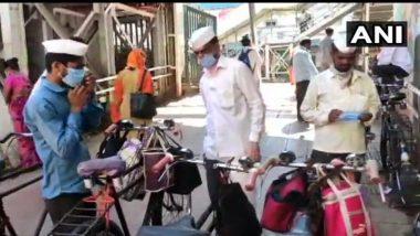 Coronavirus Outbreak In Maharashtra: मुंबईच्या डब्बेवाल्यांची सेवा 20 ते 31 मार्च दरम्यान बंद राहणार; कोरोना व्हायरस दहशतीच्या पार्श्वभूमीवर निर्णय