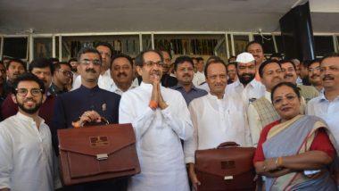 Maharashtra Budget 2020 Highlights: शेतकरी, तरूण ते महिलांसाठी महाराष्ट्र अर्थसंकल्प 2020-21 मध्ये करण्यात आल्या 'या' महत्त्वाच्या घोषणा