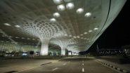 मुंबई विमानतळावर निसर्ग चक्रीवादळाच्या पार्श्वभूमीवर संध्याकाळी 7 वाजेपर्यंत वाहतूक बंद