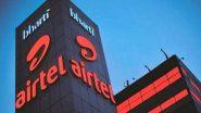 लॉकडाऊनच्या काळात Airtel कडून 8 कोटी ग्राहकांना मोठी भेट; वाढवली प्रीपेड योजनेची वैधता व मिळणार मोफत टॉकटाईम