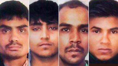Nirbhaya Gangrape Case: निर्भया बलात्कार प्रकरणातील दोषींविरोधात नवे डेथ वॉरंट जारी; 20 मार्च रोजी होणार फाशी