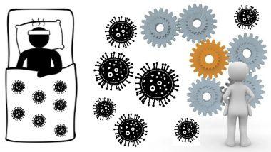 Coronavirus: कोरोना व्हायरसमुळे शेअर बाजार, महागाई, उद्योग आणि अर्थव्यवस्थेवर होणार मोठा परिणाम