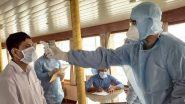 Coronavirus: मुंबईत 490 जण कोरोनाग्रस्त; शहरात आज 57 नवीन कोरोना रुग्णांची भर