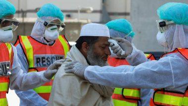 Coronavirus च्या संकटात पाकिस्तानच्या मदतीला धावला चीन; 3 लाख मास्क, 10 हजार प्रोटेक्टीव्ह सूट व 4 मिलियन डॉलर्सची मदत