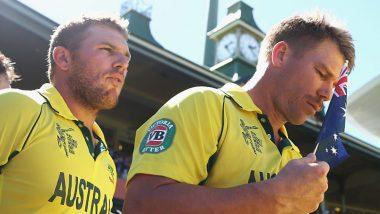 Australia 2021 T20 WC Squad: वेस्ट इंडीज दौऱ्यातून माघार घेणाऱ्या खेळाडूंना संधी मिळणे कठीण, ऑस्ट्रेलियन कर्णधार Aaron Finch चे धक्कादायक विधान