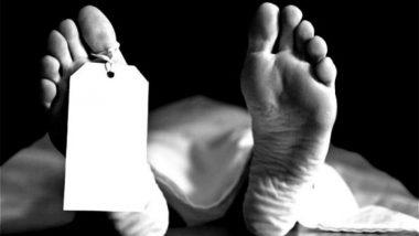 कोरोनामुळे पतीचा मृ्त्यू; पत्नीसह दोन मुलांनी विषप्राशन करुन संपवले जीवन