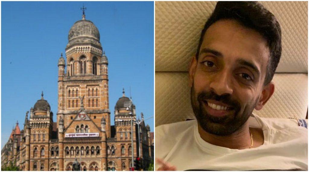 Coronavirus: क्रिकेटपटू धवल कुलकर्णी म्हणाला सलाम BMC! मुंबई महापालिका म्हणाली 'हे तर आमचे कर्तव्य'