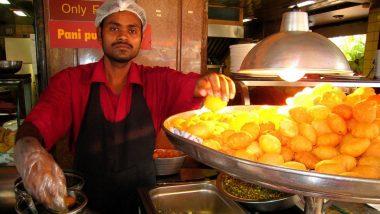 पाणीपुरी, चायनीज विक्रेत्यांना आता 'हा' नवा ड्रेसकोड लागू; डॉ. राजेंद्र शिंगणे यांच्या हस्ते बुलढाणा येथून सुरुवात