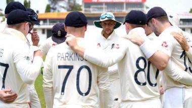 ENG vs WI Test 2020: वेस्ट इंडिज खेळाडूंना इंग्लंड क्रिकेट टीमचा पाठिंबा, जर्सीवर लावणार Black Lives Matter चा लोगो