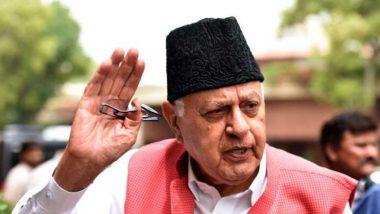 जम्मू-कश्मीर: नजरकैदेतून मुक्त केल्यानंतर फारूक अब्दुल्ला यांची प्रतिक्रिया