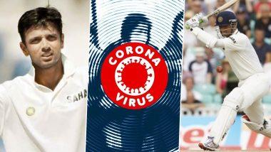 Fight Coronavirus In Rahul Dravid Way! ट्विटर यूजरकडून द्रविड स्टाईल कोरोनाशी लढा देण्याचे टिप्स, पाहा Tweets