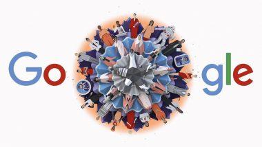 International Women's Day 2020: आपल्या खास Doodle च्या माध्यमातून Google ने दिल्या 'जागतिक महिला दिन 2020' च्या शुभेच्छा