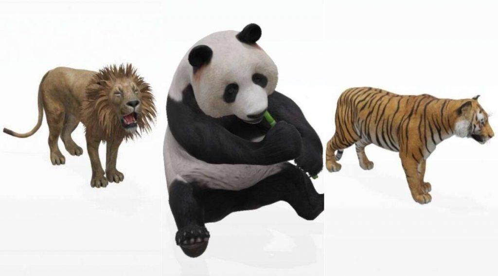 Google 3D Animals Video Tutorial: 'या' सोप्प्या टिप्स वापरून Tiger, Giant Panda, Lion, Tiger आणि Penguin ला डिजिटली आणा तुमच्या घरी!  (Watch Video)