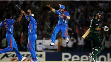 On This Day In 2011: आजच्या दिवशी टीम इंडियाने पाकिस्तानविरुद्ध कायम ठेवला वर्ल्ड कपमधील अजिंक्य रेकॉर्ड, कट्टर प्रतिस्पर्धीला पराभूत करत गाठली अंतिम फेरी