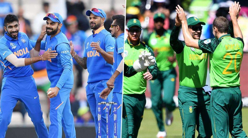 IND vs SA 1st ODI: धर्मशालेत पाऊस बनलाखलनायक,भारत-दक्षिण आफ्रिकामधील पहिली वनडे रद्द