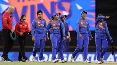 INDW vs ENGW, Women's T20 World Cup Semi Final Live Streaming: भारत विरुद्ध इंग्लंड महिला टी-20 वर्ल्ड कप सेमी फायनल लाईव्ह सामना आणि स्कोर पाहा Star Sport वर