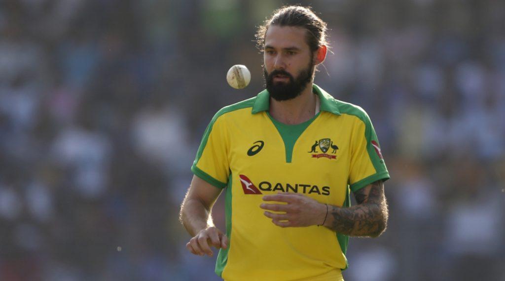 AUS vs NZ: ऑस्ट्रेलियाचा गोलंदाज केन रिचर्डसनची करण्यात आली कोरोनाव्हायरस टेस्ट, Cricket Australia निकालाच्या प्रतीक्षेत