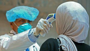 Coronavirus: पाकिस्तान मध्ये कोरोनाबाधित कर्मचाऱ्यासोबत सेल्फी घेणाऱ्या 6 अधिकाऱ्यांचे निलंबन