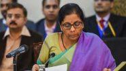 अर्थमंत्री निर्मला सीतारमण यांच्या अध्यक्षतेखाली येत्या 28 मे रोजी पार पडणार GST Council ची बैठक