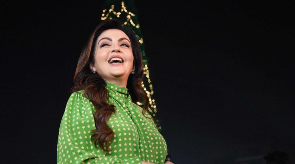 मुंबई इंडियन्सची मालक नीता अंबानी यांचा iSportconnect क्रीडा क्षेत्रातील Top 10 प्रभावशाली महिलांमध्ये समावेश, पाहा संपूर्ण लिस्ट