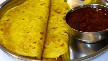 Holi Special Puran Poli Recipes: होळी निमित्त खमंग आणि खुसखुशीत पुरणपोळीच्या 'या' लज्जतदार रेसिपीज घरी नक्की ट्राय करा, Watch Videos