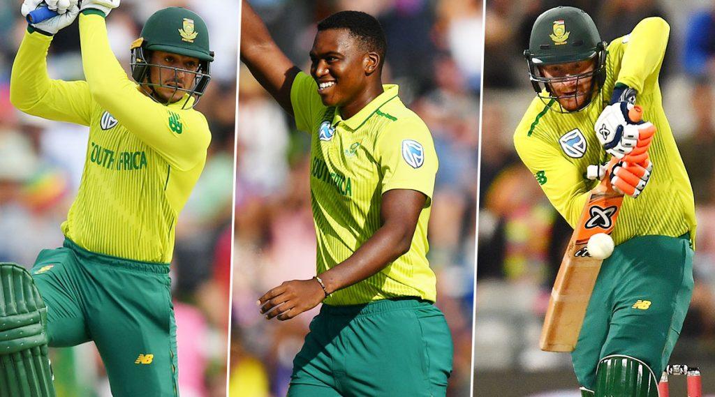 IND vs SA ODI 2020: दक्षिण आफ्रिकेचे 'हे' 3 खेळाडू टीम इंडियासाठी ठरू शकतात घातक, रहावे लागणार सावध