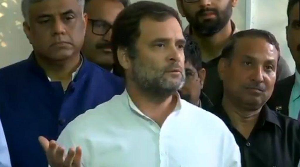 Lockdown: केंद्र सरकारने घेतलेला निर्णय अतिशय महत्वाचा; राहुल गांधी यांच्याकडून मोदी सरकारचे कौतुक