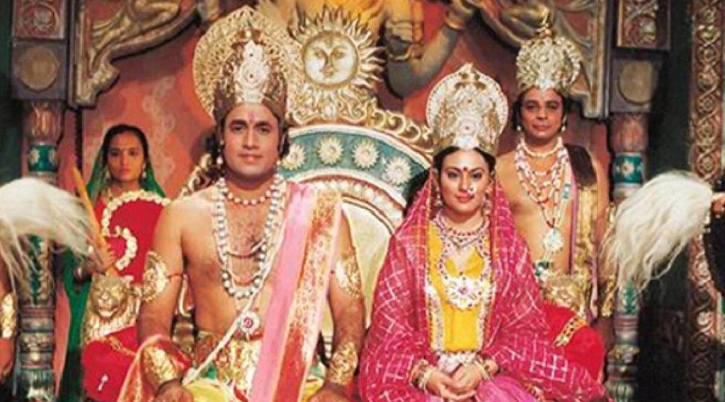 'रामायण' मालिकेचे पुर्नप्रक्षेपण उद्यापासून सुरु होणार- प्रकाश जावडेकर
