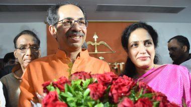 मुख्यमंत्री उद्धव ठाकरे यांच्या पत्नी रश्मी ठाकरे यांच्या सुरक्षा रक्षकास कोरोना व्हायरस संसर्ग