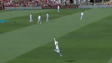 IND vs NZ 2nd Test: रवींद्र जडेजा ने न्यूझीलंडच्यानील वॅग्नर ला आऊट करण्यासाठी पकडला'2020 चा सर्वोत्कृष्ट कॅच', पाहा Video