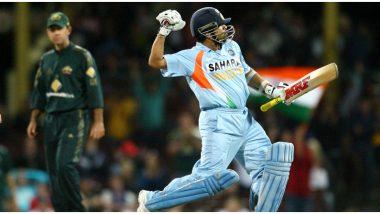 On This Day In 2001: आजच्या दिवशी सचिन तेंडुलकर ने ऑस्ट्रेलियाविरुद्ध केला करिष्मा, वनडे क्रिकेटमध्ये 10,000 धावा करणारा बनला पहिला फलंदाज